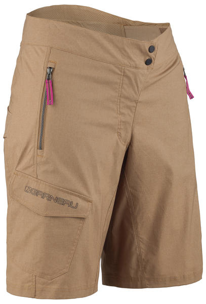 Garneau Steeple Cycling Shorts Color: Toasted Coconut