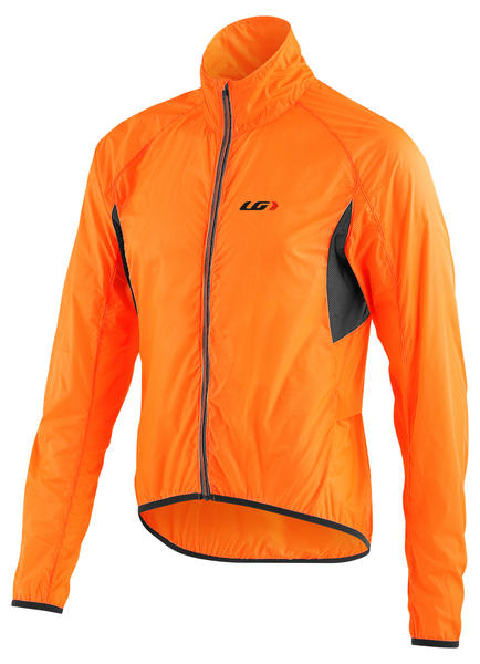 Louis Garneau X-Lite Jacket Color: Orange Fluo
