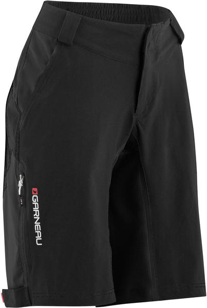 Garneau Zappa Shorts - Women's Color: Black