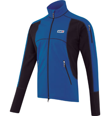 Garneau Enerblock Jacket Color: Royal