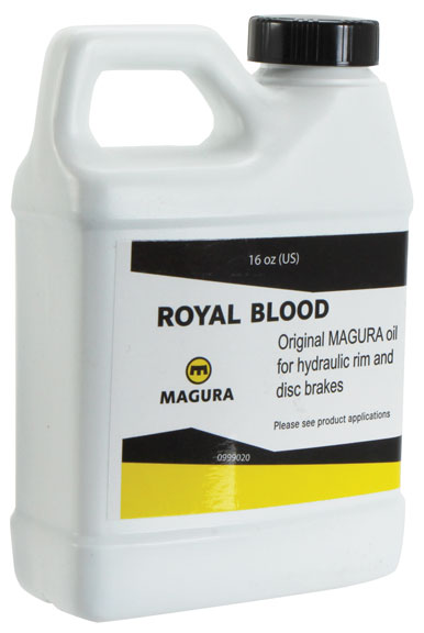 Magura Royal Blood Brake Fluid Size: 16oz bottle
