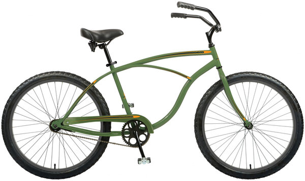 Manhattan Aero Color: Army Green