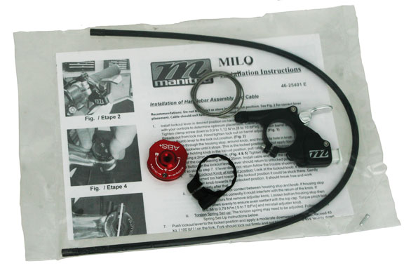 Manitou Milo Integrated Lock Out Kit
