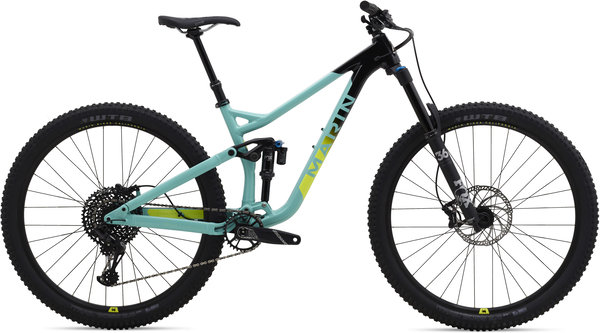 Marin Alpine Trail 8 Color: Gloss Teal