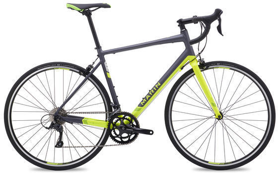 Marin Argenta Comp Color: Satin Grey/Gloss Highlighter Yellow