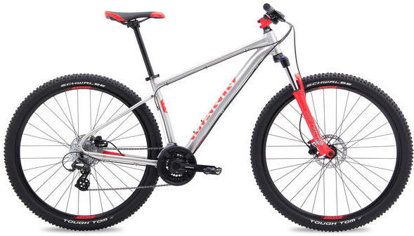 Marin Bobcat Trail 3 Color: Gloss Brushed Alloy