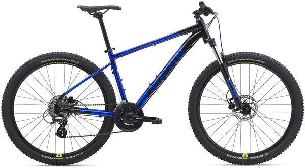 Marin Bobcat Trail 3 Color: Blue