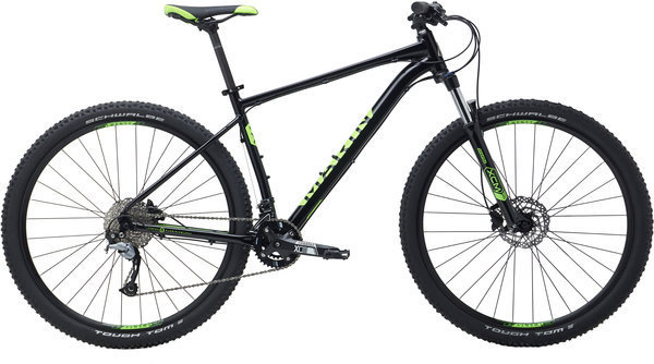 Marin Bobcat Trail 4 Color: Gloss Black