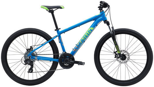 Marin Bolinas Ridge 26-inch Color: Gloss Blue