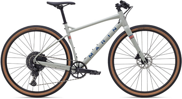 Marin DSX 1 Color: Grey/Blue
