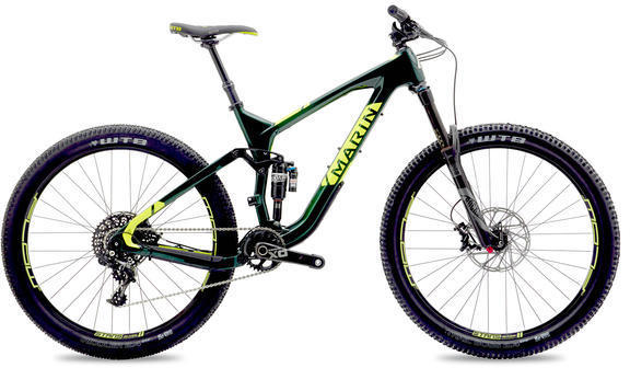 Marin Mount Vision Pro Color: Green