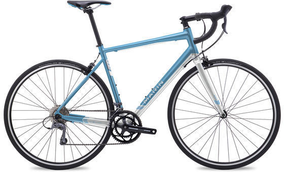 Marin Ravenna Color: Gloss Silver/Blue