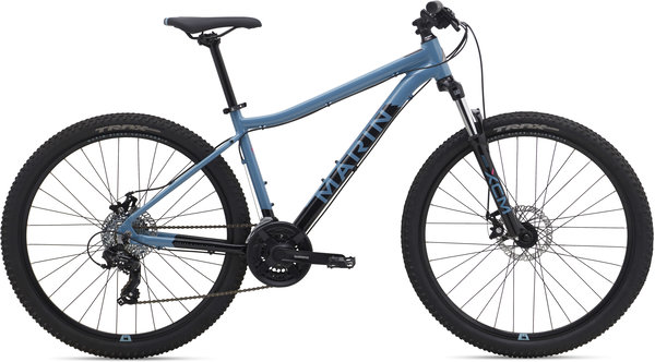 Marin Wildcat Trail 1 Color: Black