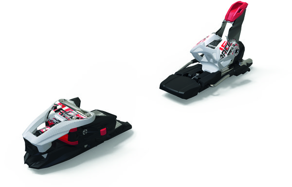 Marker Xcell 16.0 Color: White/Black/Red