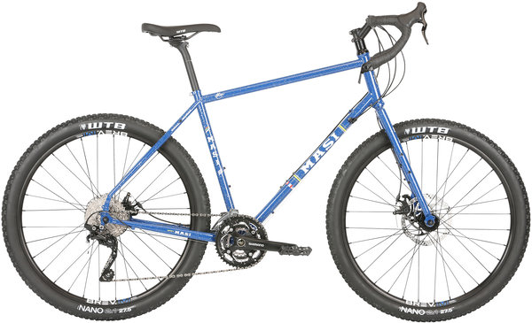 Masi Giramondo 27.5 Color: Camper Blue