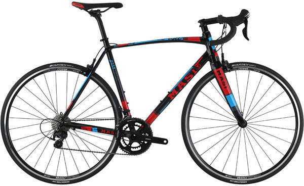 Masi Gran Corsa Color: Black/Red