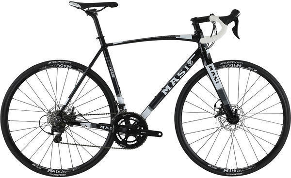 Masi Gran Corsa Disc Color: Charcoal/White