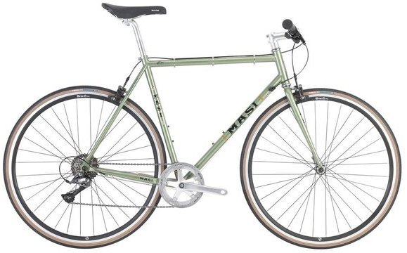 Masi Speciale Otto Color: Tea Green