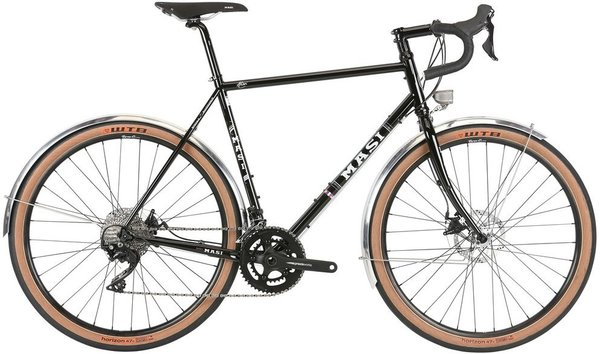 Masi Speciale Randonneur Elite Color: Gloss Black