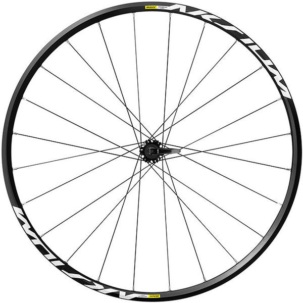 Mavic Aksium Disc Centerlock Wheelset Color: Black