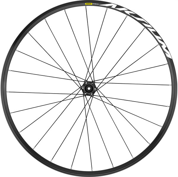 Mavic Aksium Disc Front Color: Black