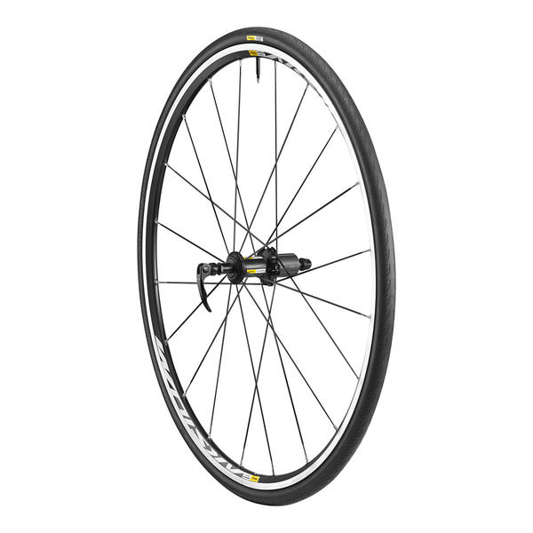 Mavic Aksium Elite Rear Wheel/Tire