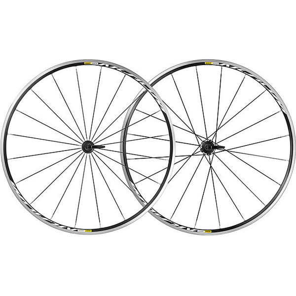 Mavic Aksium Wheelset Color: Black
