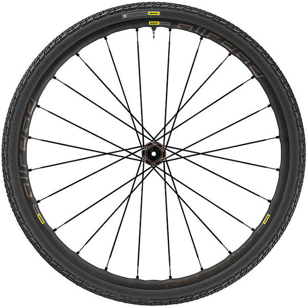 Mavic Allroad Elite Disc Centerlock WTS Front Color: Black
