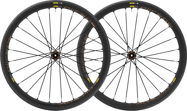 Mavic Allroad Elite Disc Centerlock WTS Wheelset