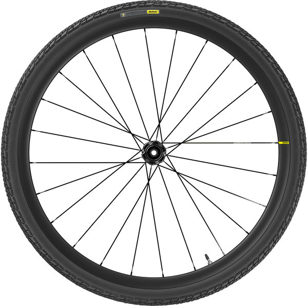 Mavic Allroad Pro Carbon SL UST Rear Color: Black