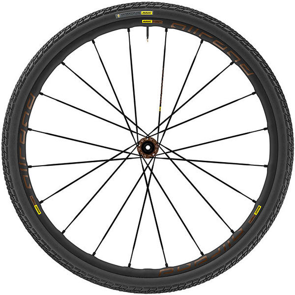Mavic Allroad Pro UST Disc 6-Bolt WTS Front Color: Black