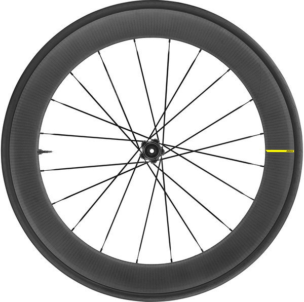 Mavic Comete Pro Carbon UST Disc Front Color: Black