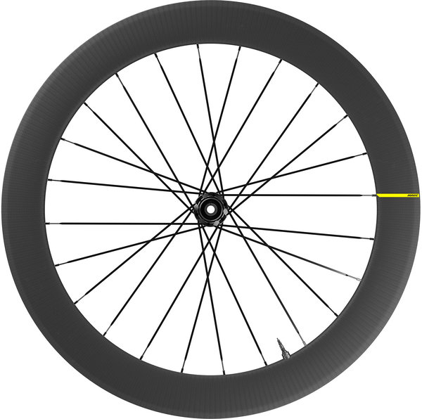 Mavic Comete Pro Carbon UST Disc Rear Color: Black