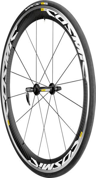 Mavic Cosmic Carbone SLS Front Wheel/Tire
