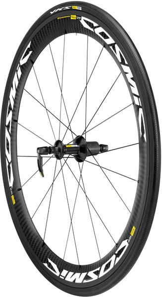 Mavic Cosmic Carbone SLE Rear Wheel/Tire