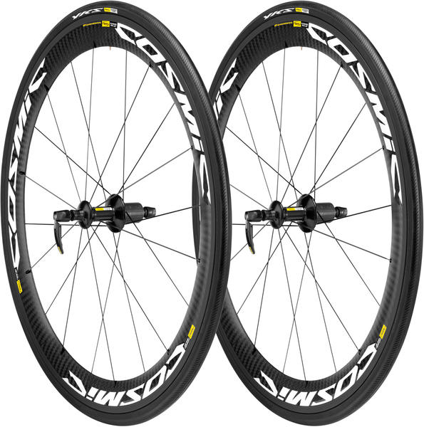 Mavic Cosmic Carbone SLE Wheel/Tire Set