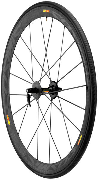 Mavic Cosmic Carbone Ultimate Front Wheel/Tire