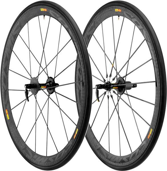 Mavic Cosmic Carbone Ultimate Wheel/Tire Set