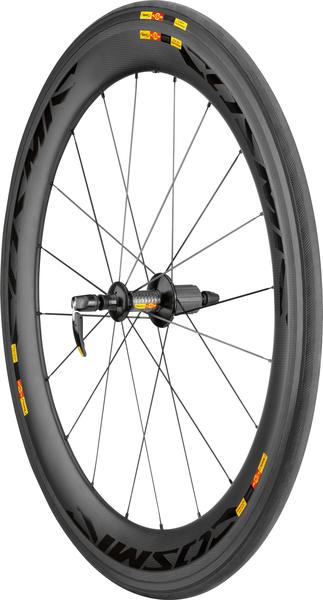 Mavic Cosmic CXR 60 Rear Wheel/Tire (Tubular)
