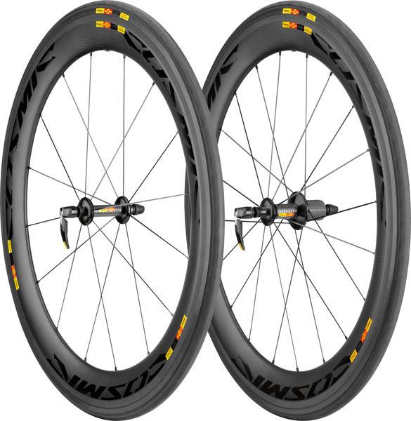 Mavic Cosmic CXR 60 Wheel/Tire Set (Tubular)