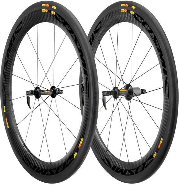 Mavic Cosmic CXR 60 Wheel/Tire Set (Clincher)