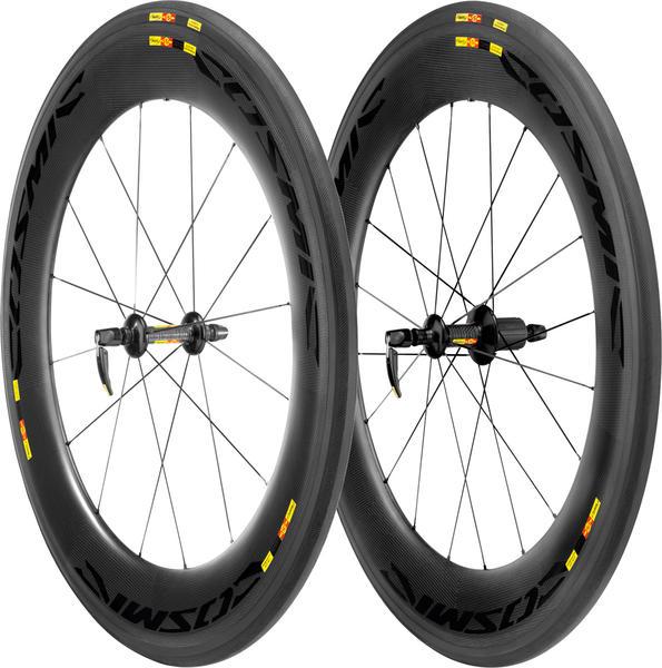 Mavic Cosmic CXR 80 Wheel/Tire Set