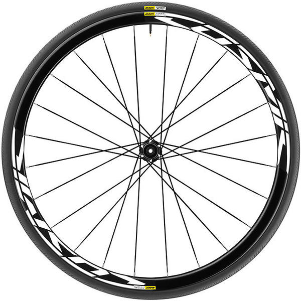 Mavic Cosmic Elite UST Disc Centerlock WTS Front Color: Black