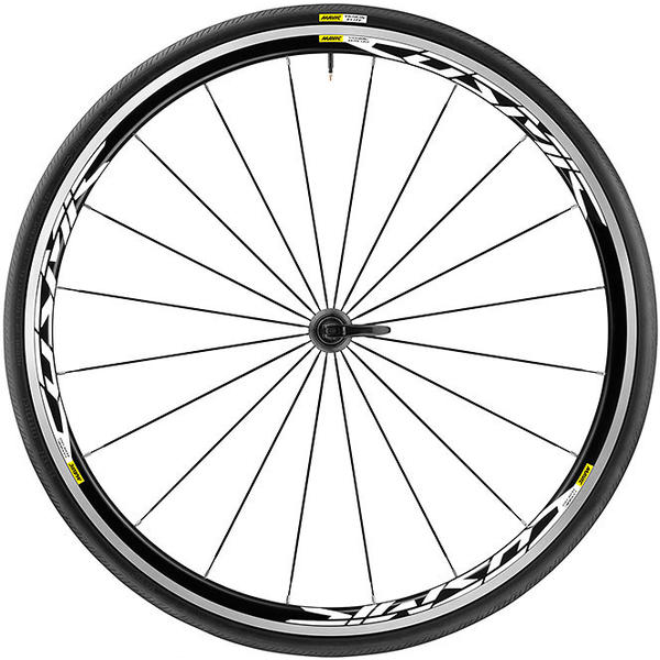 Mavic Cosmic Elite UST WTS Front Color: Black