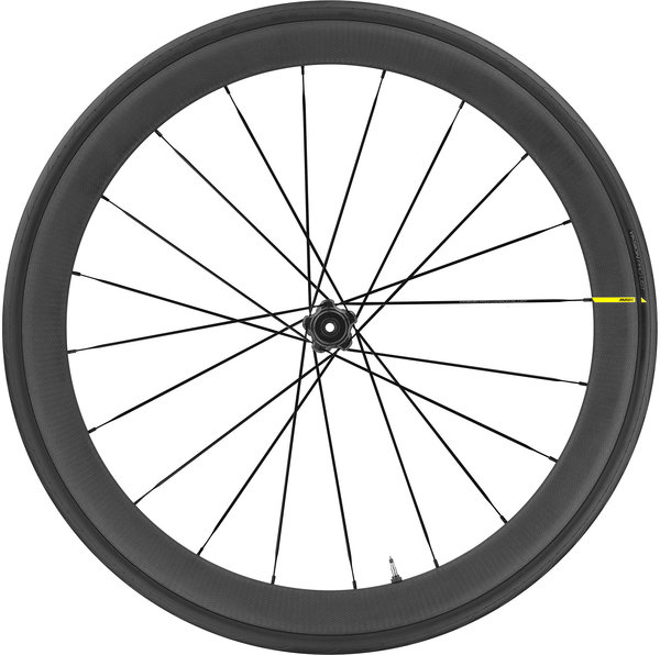 Mavic Cosmic Pro Carbon SL UST Disc Front Color: Black