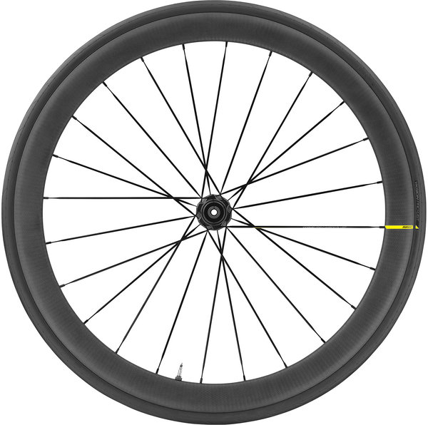 Mavic Cosmic Pro Carbon SL UST Disc Rear Color: Black