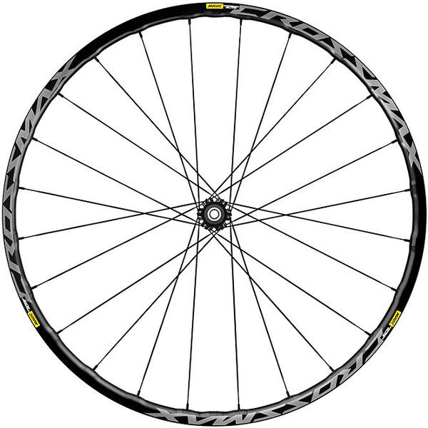 Mavic Crossmax Elite WST 29-inch Front Color: Black