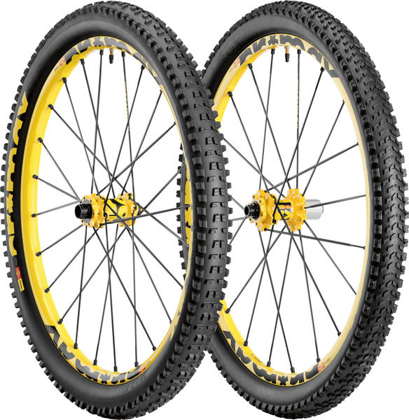 Mavic Crossmax Enduro WTS 650B Wheelset