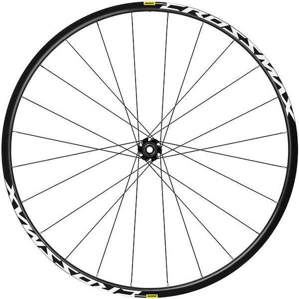 Mavic Crossmax 27.5-inch Front Color: Black