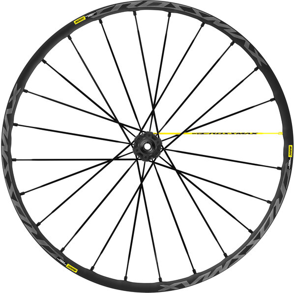 Mavic Crossmax Pro Rear Color: Black